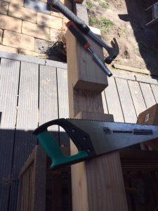 houtverbinding maken