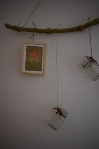 doe het zelf project: Herfst tak decoratie