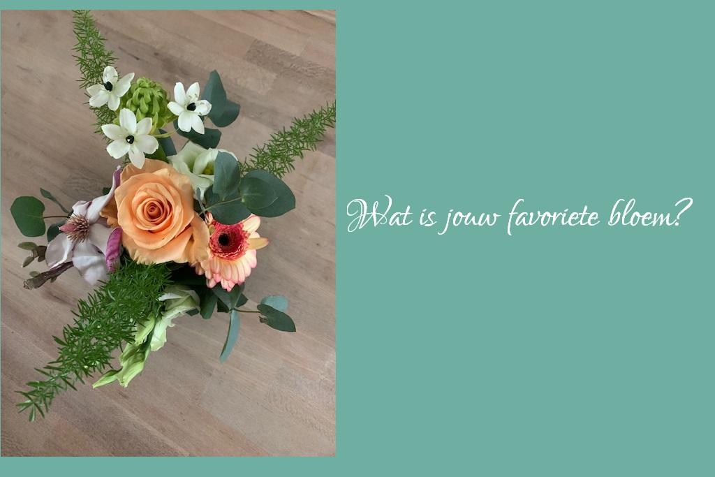 Wat is jouw favoriete bloem?